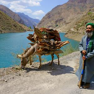Таджикистан. Моргузорские озера. Часть II