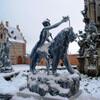 Фредериксборг зимой