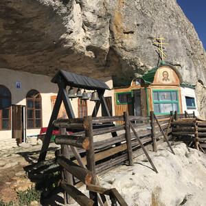 Благовещенский мужской монастырь на Мангупе