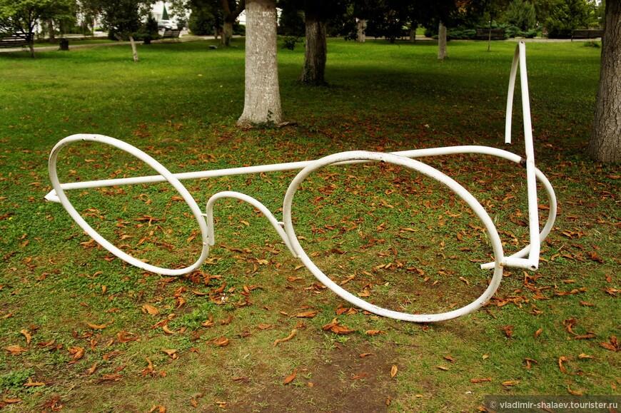 Кто-то очки потерял.