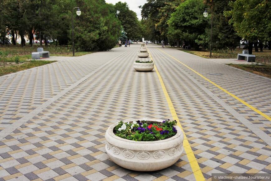 Парковая магистраль.