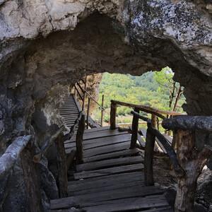 Челтер-Мармара — монастырь вблизи п. Терновка