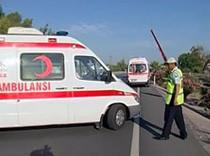 В Турции очередная авария автобуса с российскими туристами