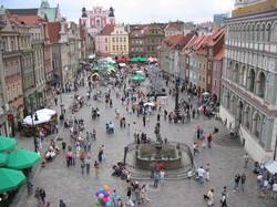 В Польше вновь пройдет акция «Познань за полцены»