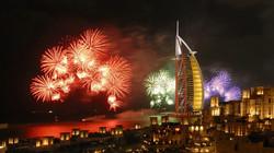 В Дубае готовят грандиозное новогоднее шоу