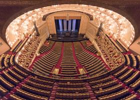 Чикаго. Auditorium Building
