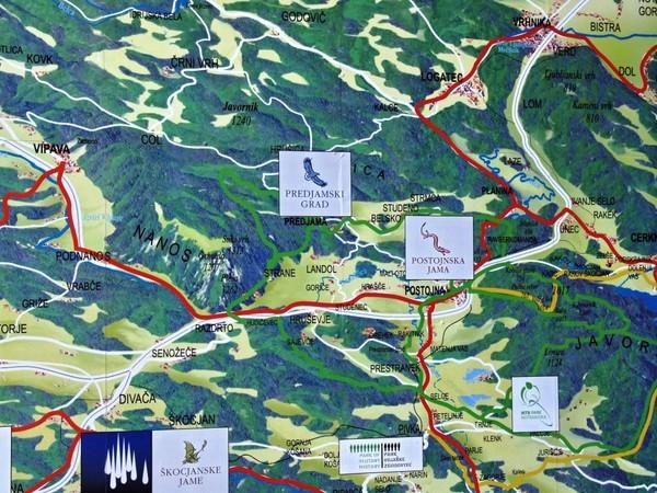Автопутешествие «Альпийская сказка». Часть 8 – Порторож, Постойнская пещера и Предъямский замок.