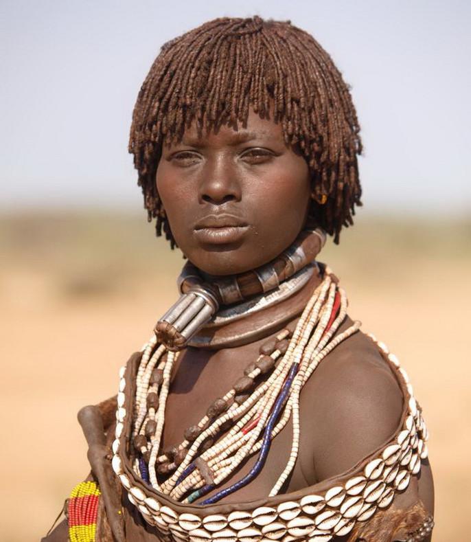 Женщины африки (29 фото)