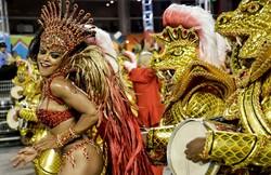 Бразильский карнавал начнётся 9 февраля