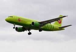Самолет S7 из-за разгерметизации летел в Екатеринбург на минимальной высоте
