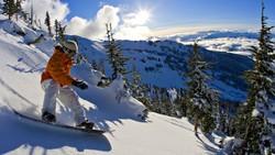 В Сочи начинается горнолыжный сезон
