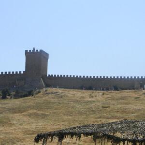 Генуэзская крепость. Крым 2011