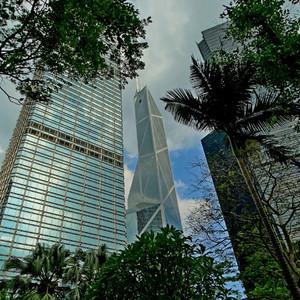 Когда в Гонконге дождь...