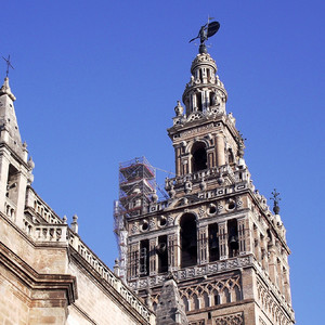 Севилья (Sevilla) - колокольни и башни