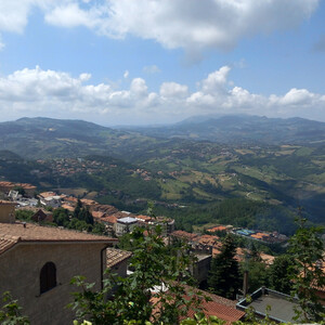 Горные зарисовки Сан-Марино