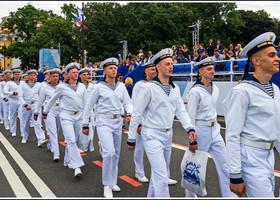 Главный военно-морской парад!