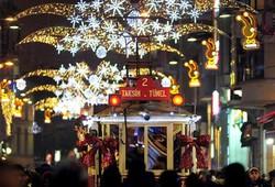 В Стамбуле запретили проведение новогодних торжеств из соображений безопасности