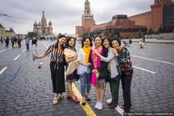 По итогам года Россия примет рекордное число иностранных туристов
