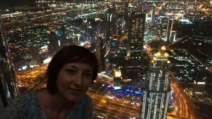 Дубай Бурдж Халифа, 05:04