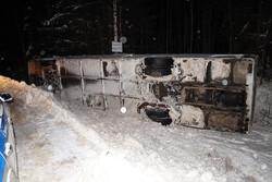 Автобус с туристами из Великого Устюга попал в ДТП, 12 пострадавших