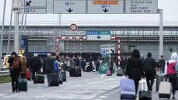 МИД РФ предупреждает туристов о забастовке в аэропорту Парижа
