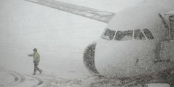Авиасообщение с Камчаткой прервано до среды из-за циклона