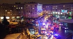 В торговом центре в Санкт-Петербурге прогремел взрыв
