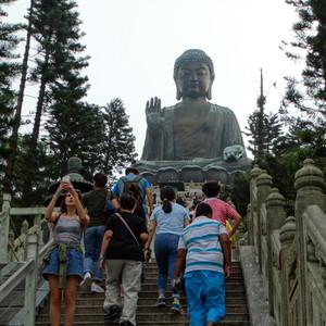 В гостях у Большого Будды