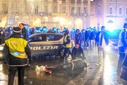 В Турине в новогоднюю ночь произошел теракт
