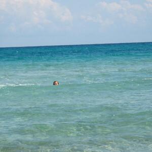 Тунис. Песок и песок