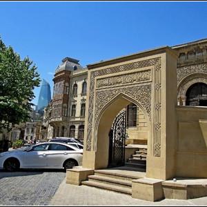 Салам, Баку! (ч. 2). Ичери-Шехер