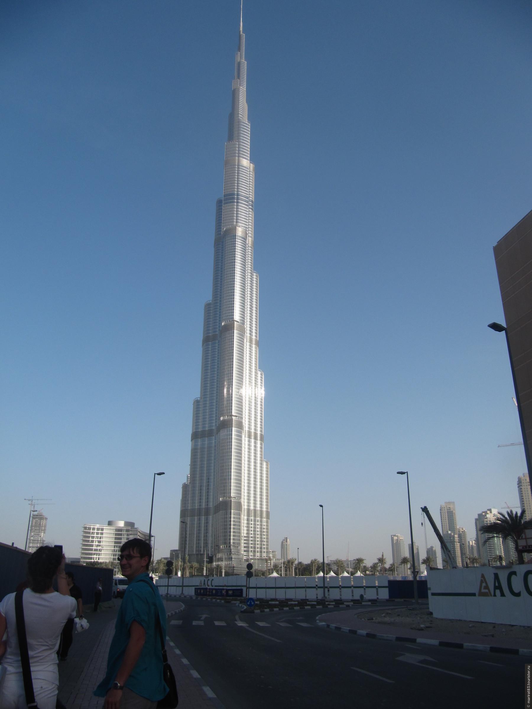 Сказочный эмират Дубай