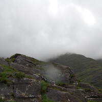 Балокобина, перевал,  полуостров Айверах