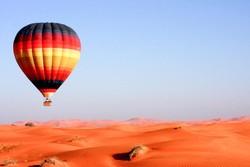В Египте туристка погибла при жесткой посадке воздушного шара