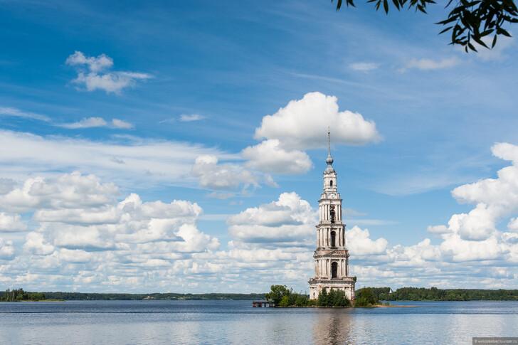 Калязинская колокольня  © WelcomeTver