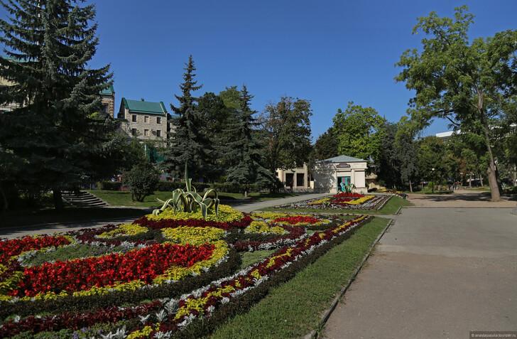 Парк Цветник в Пятигорске © Julia Alisova