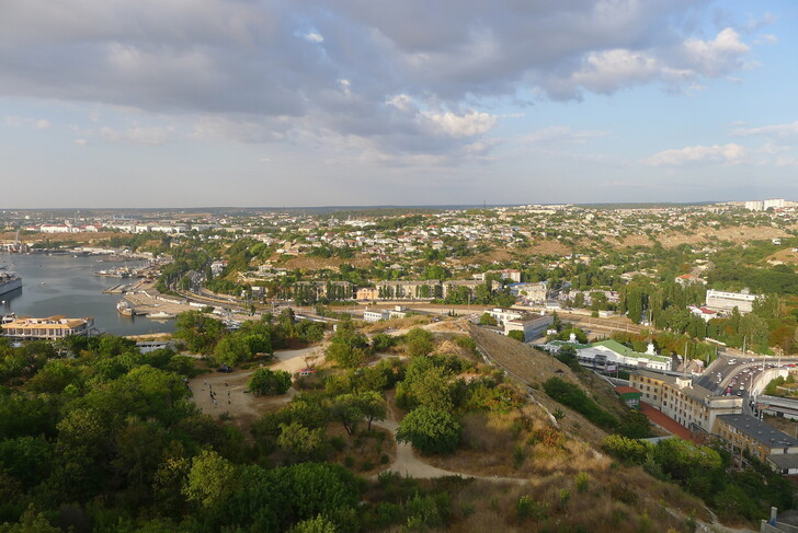 Панорама Севастополя © Елена Борзых