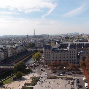 Париж, вторая встреча