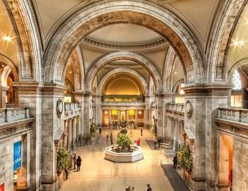 Впервые за полвека музей Метрополитен вводит плату за вход
