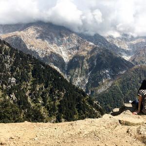 Magical Triund или мини-треккинг в Гималаях