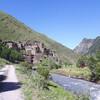 Город 12 века Шатили, Хевсуретиа