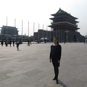Пекин и Великая китайская стена