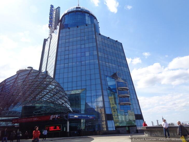 Ж/д вокзал Самары © Сергей Архипкин