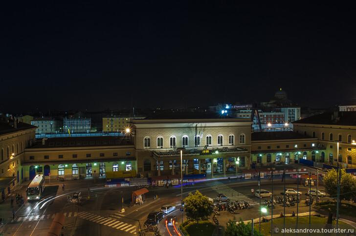Вокзал в Болонье (Stazione di Bologna). Фото: © D'Albero Andre
