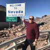 Граница штатов Невада и Аризона