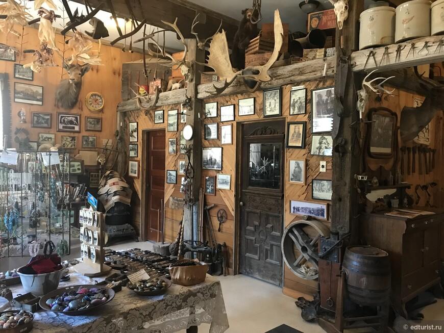 Музей Каньона Эльдорадо и Золотого рудника Techatticup Mine