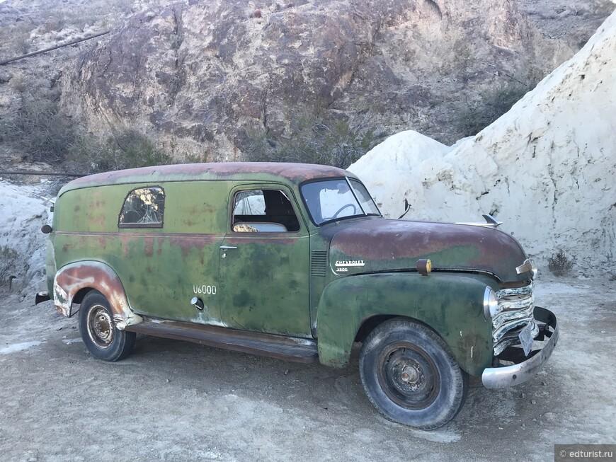 Простреленная машина гангстеров Лас Вегаса 1930 х годов