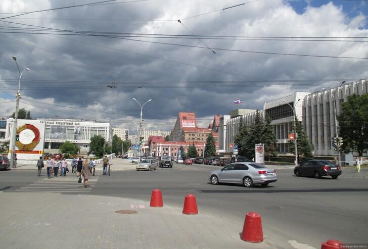 Пермь © Наталья Шельпова