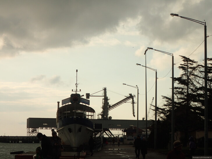 Туапсинский порт © Владимир
