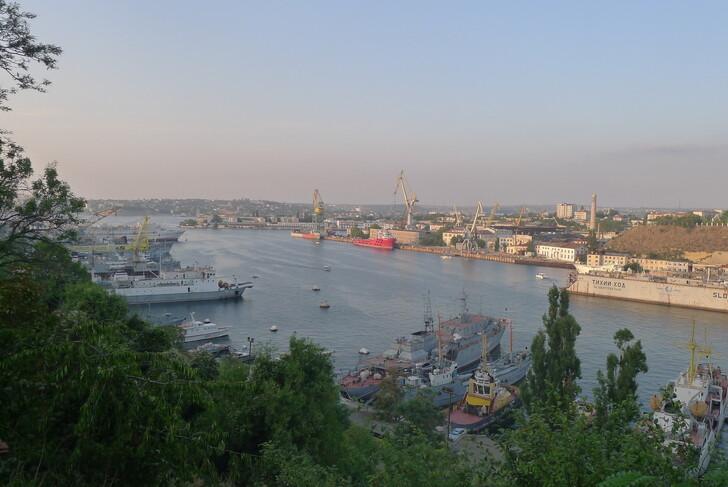 Севастополь © Елена Борзых